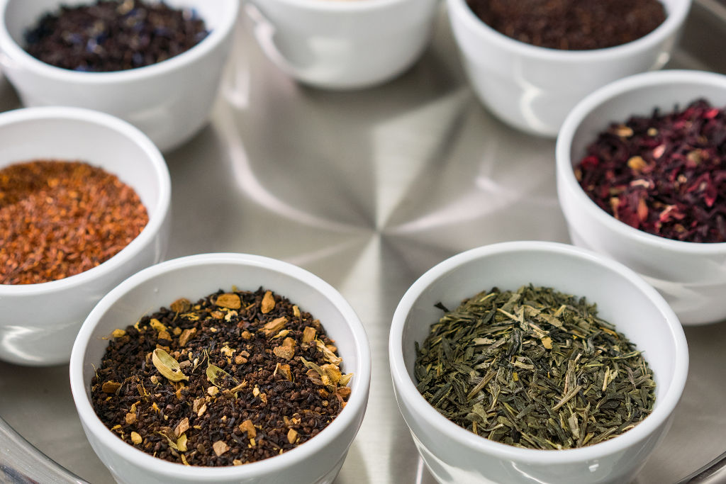 Javo Beverage Company, Teas and Botanicals