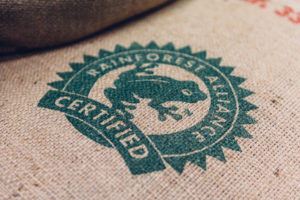 Rainforest Alliance Certified Coffee, Tea, and Botanical Extracts