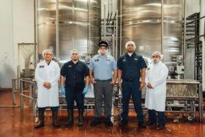 Javo Beverage Company team